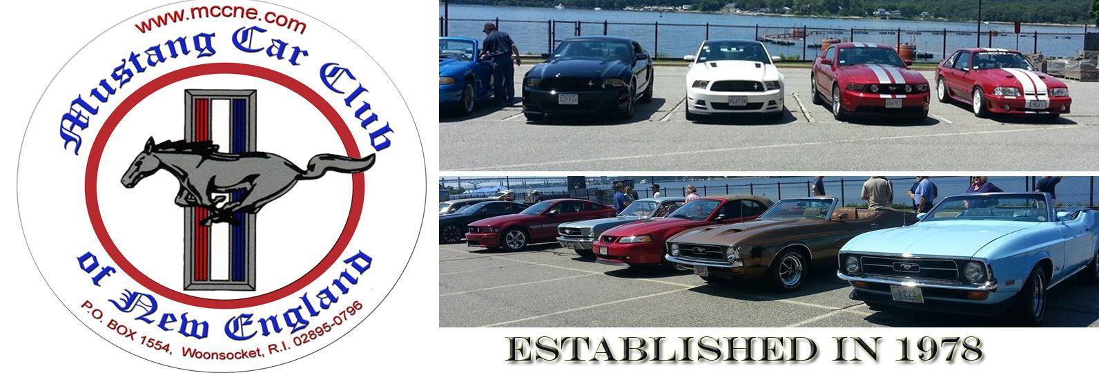 New Hampshire Mustang Club - Event Calendar